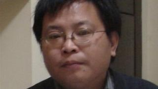 Chen Wei (pic: Chinese Human Rights Defenders)