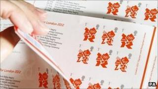 The Royal Mail's new stamps commemorating the Olympic and Paralympic Games