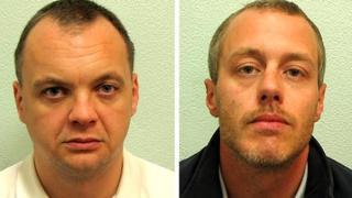 Gary Dobson and David Norris: Denied murder
