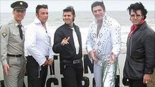 Elvis tribute acts in Porthcawl