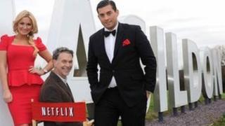 Netflix publicity