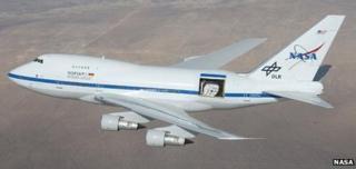 Sofia aircraft