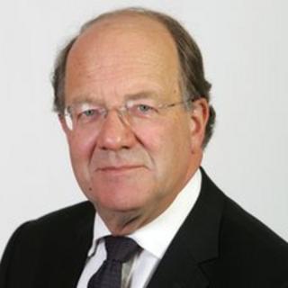 Superglass chairman Tim Ross