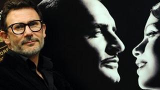 The Artist director Michel Hazanavicius