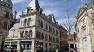 Ipswich Corn Exchange