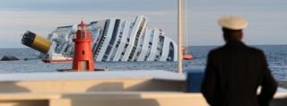 Wreck of the Costa Concordia