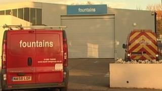 Fountains Group's base in Norwich
