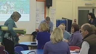 Public meeting in Lyneham