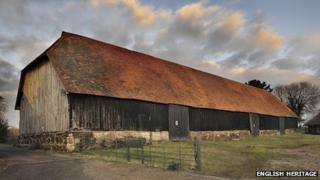 Harmondsworth Barn