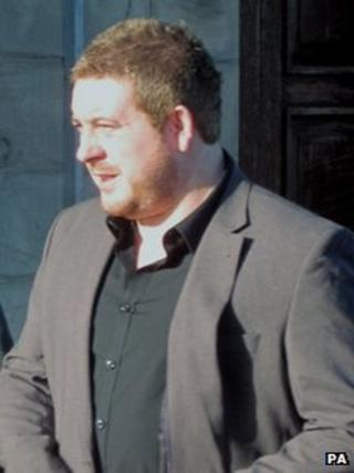 Peter Copeland at Sunderland Magistrates Court