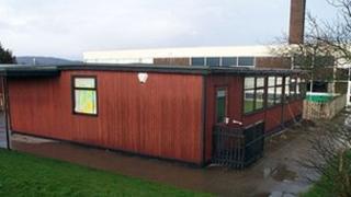 Former Woodlands Primary School site