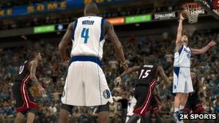 NBA 2K12