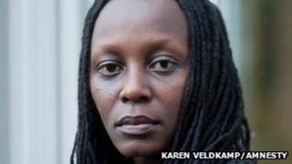 Kasha Jacqueline Nabagesera (Photo: Karen Veldkamp/Amnesty International )