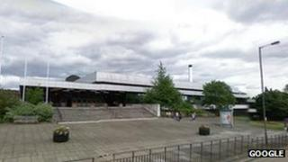 Royal Commonwealth Pool Pic: Google