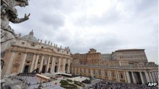 The Vatican owns about 20% of Italy's properties