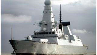 The tankers will allow destroyers such as HMS Dauntless to refuel at sea