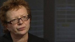 Outgoing Care Quality Commission chief executive Cynthia Bower