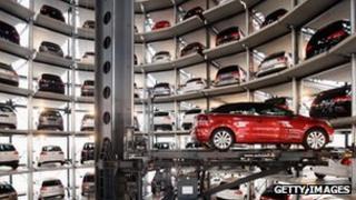 Volkswagen, Wolfsburg
