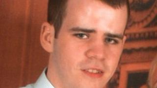Joby Murphy had been missing for about four weeks