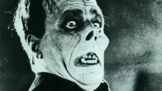 Lon Chaney in Phantom of the Opera