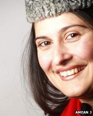 Sharmeen Obaid Chinoy (Photo: Amean J)