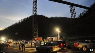 West Virginia coal mine 5 April 2010