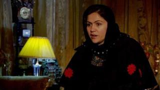 Afghan MP Fawzia Koofi