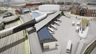 Bolton bus station
