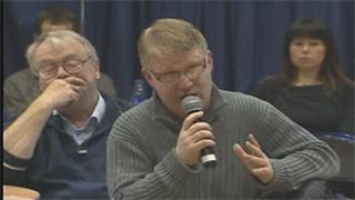 Public meeting in Swansea