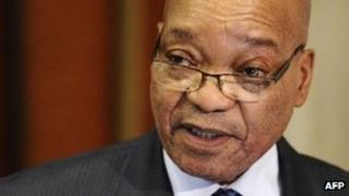 Jacob Zuma (file photo)