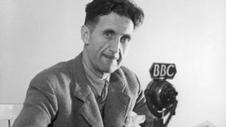 George Orwell in 1943
