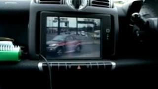 Police car cam