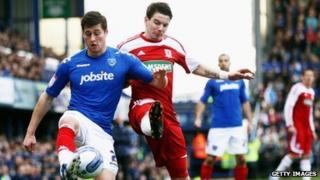 Portsmouth v Middlesbrough - npower Championship
