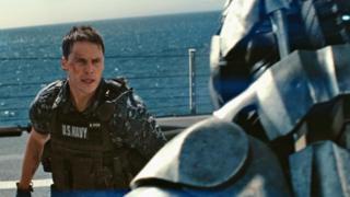 Taylor Kitsch in Battleship