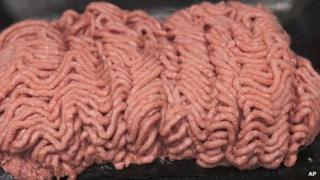 Lean Finely Textured Beef