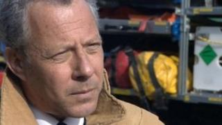 Jon Hall, Gloucestershire Fire and Rescue chief fire officer