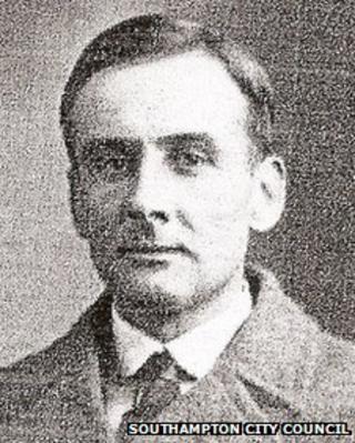 Joseph Boxhall