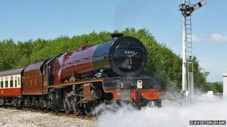 Princess Elizabeth steam locomotive