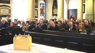 Public meeting for the Leeds Kirkgate Market campaign