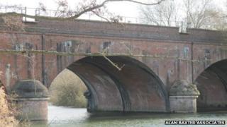 Gatehampton Viaduct 2, South Oxfordshiree