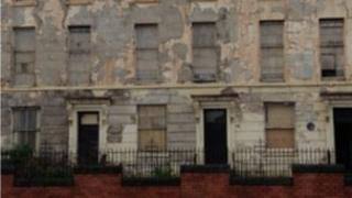 Property at Brougham Terrace formerly owned by William Abdullah Quilliam