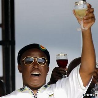 Julius Malema. Photo: March 2012