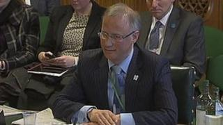 Permanent Secretary Jonathan Stephens
