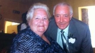 Sheila & Bertie Acheson
