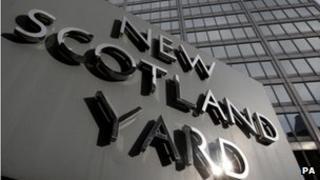 Scotland Yard headquarters