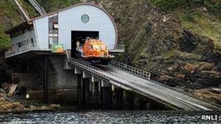 Lizard lifeboat station