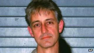 Keith Judd in a prison photo in 2008