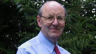 Richard Taylor in 2001