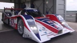 Lola car