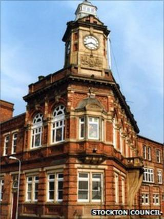 Thornaby Town Hall